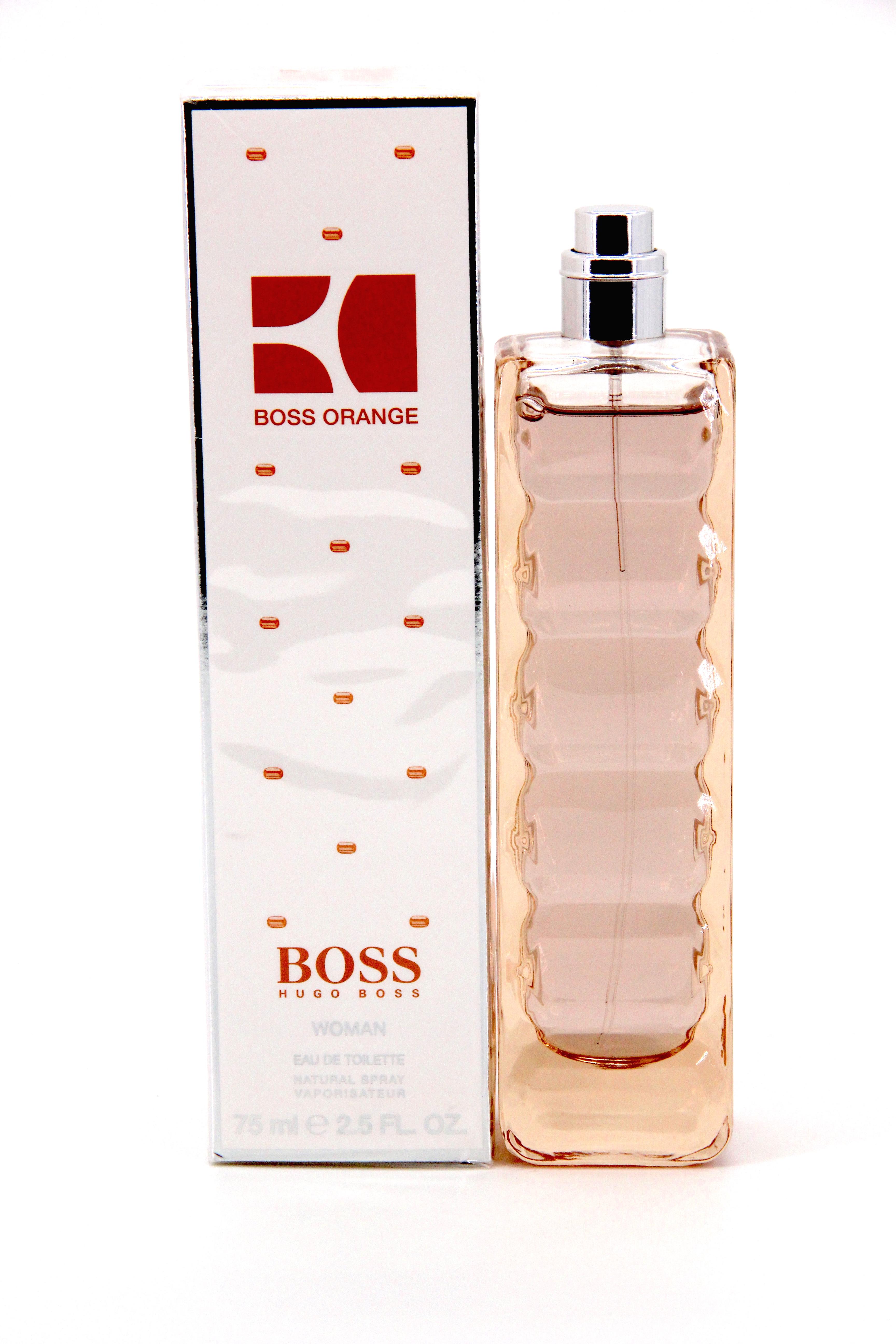 hugo boss orange woman edt parfumdiscount. Black Bedroom Furniture Sets. Home Design Ideas