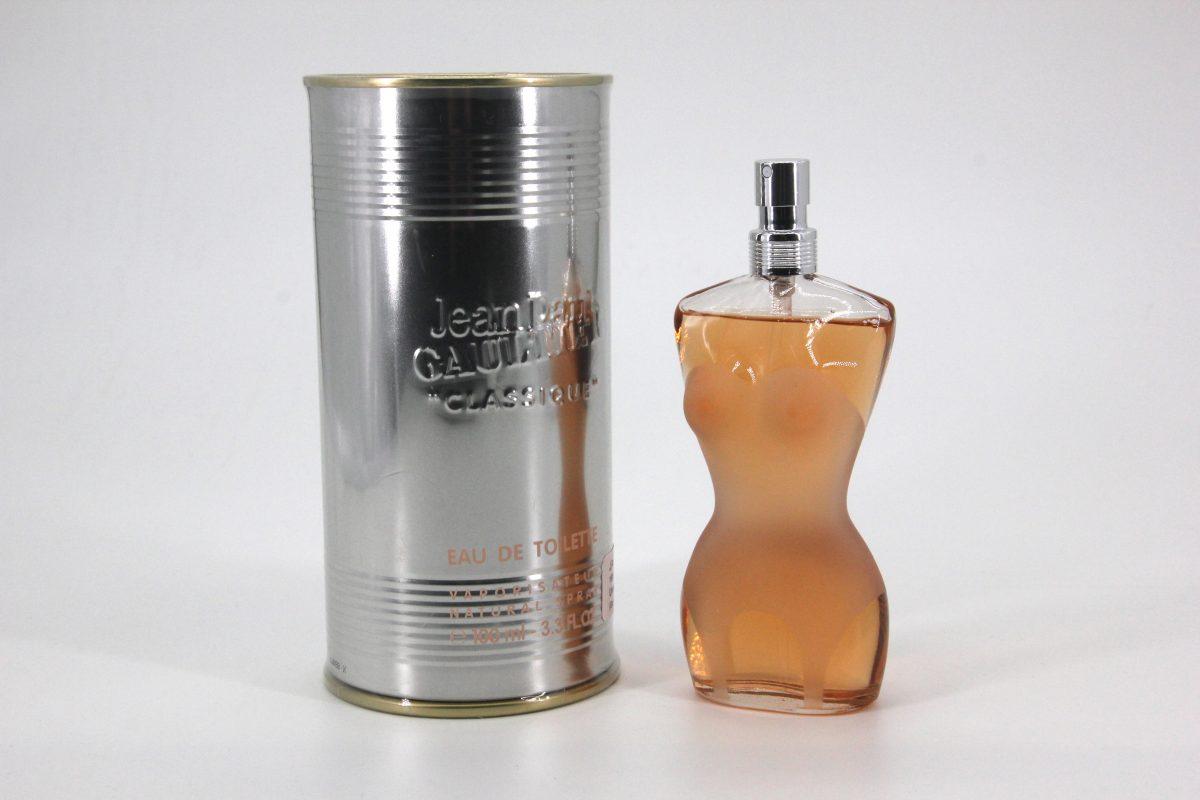 jean paul gaultier classic edt parfumdiscount. Black Bedroom Furniture Sets. Home Design Ideas