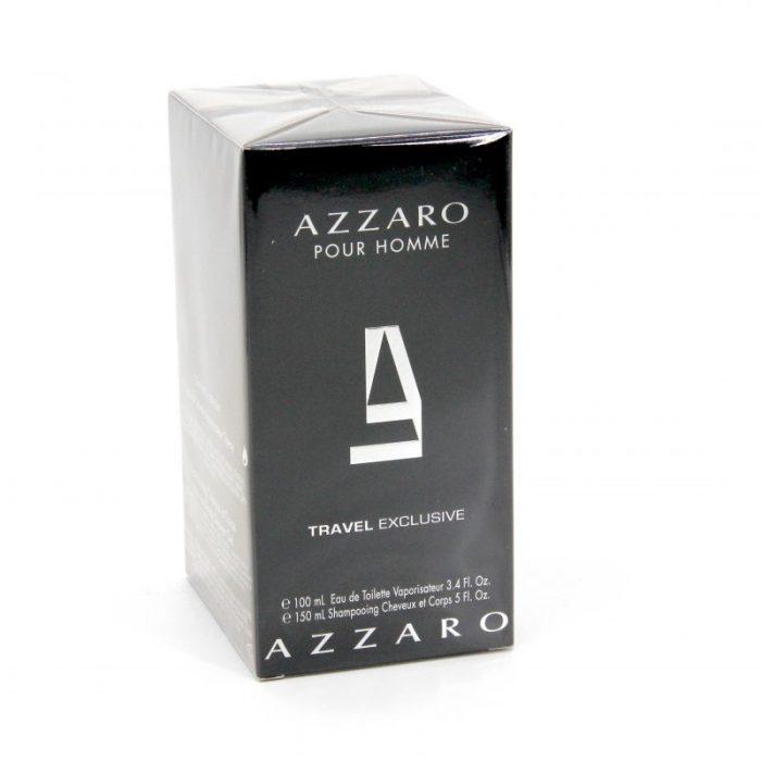 azzaro pour homme set 100ml