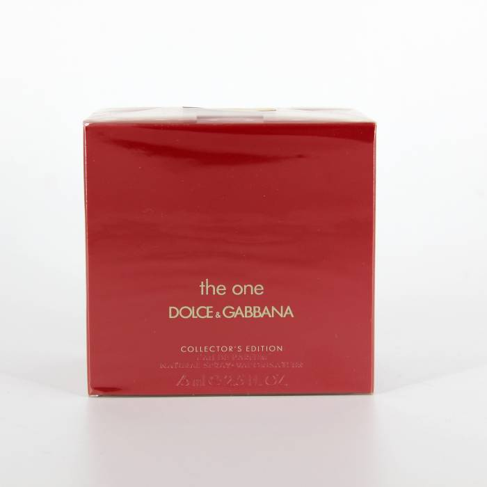 dolce gabbana the one collector