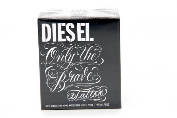 diesel only brave tatoo2