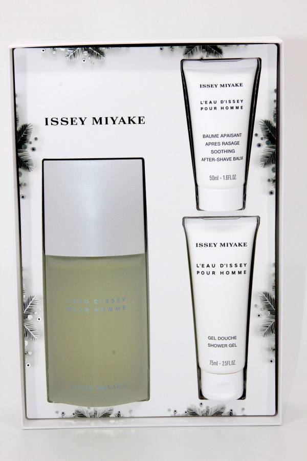 issey miyake pour homme set 125ml