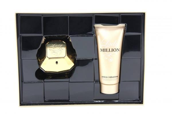 lady million set 80ml edp