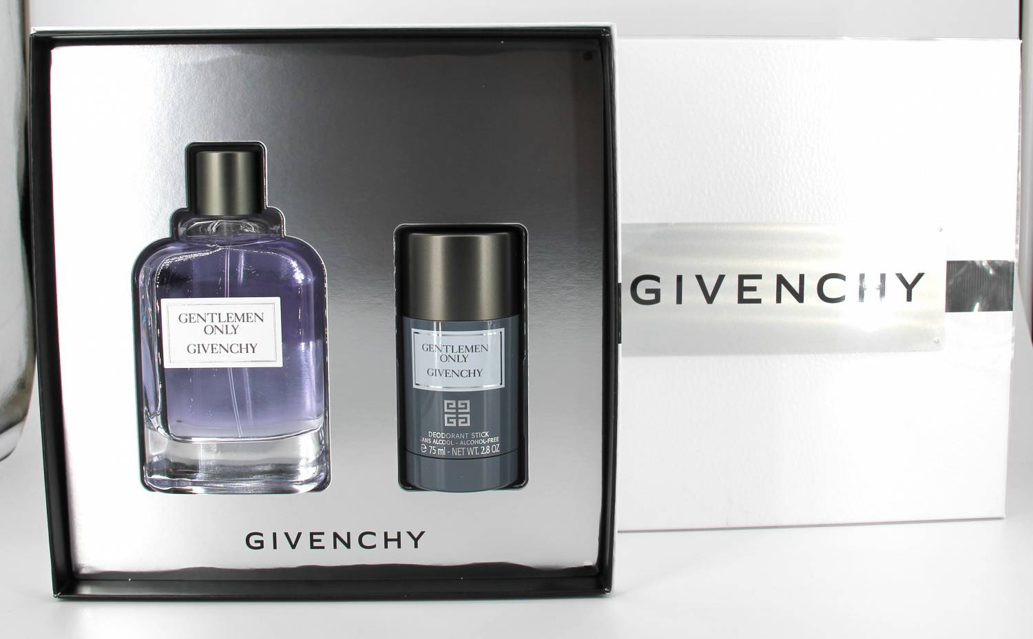 Givenchy Gentlemen Only Set 100ml Edt 75ml Deodorant Stick