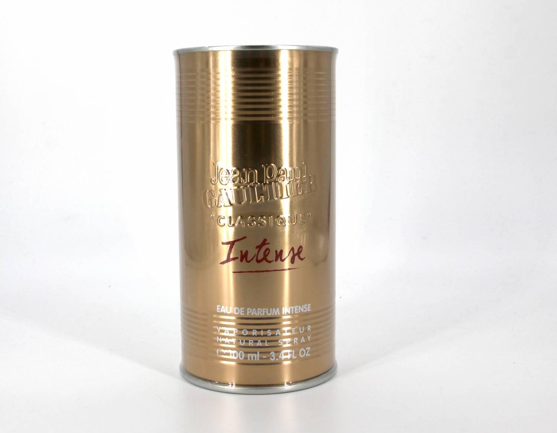 jean paul gaultier classic intense 100ml eau de parfum. Black Bedroom Furniture Sets. Home Design Ideas