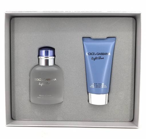 Dolce&Gabbana Light Blue Pour Homme SET 75ml EDT+ 75ml ASB