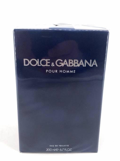 Dolce Gabbana Pour Homme 200ml