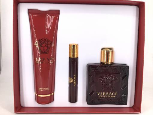 Versace Eros Flame Set 100ml