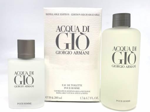 Armani Acqua di Gio Set 50+200