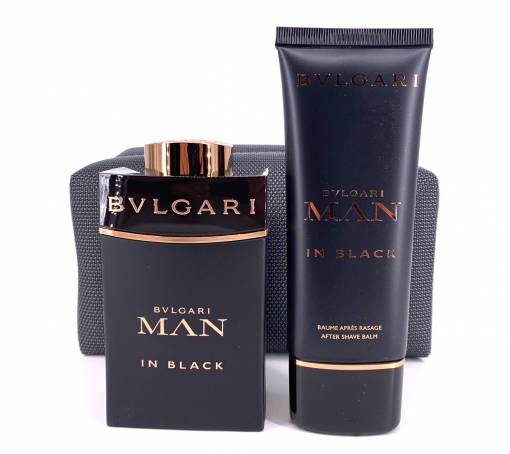 Bvlgari Man In Black set 2021