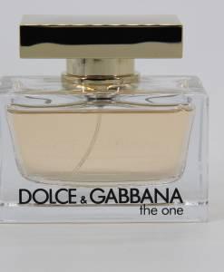 dolce gabbana the one woman.JPG